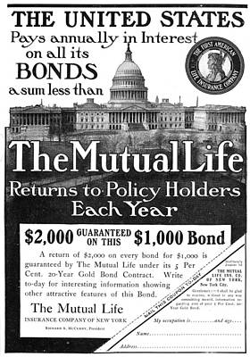 Mutual Painting - Insurance Advertisement by Granger