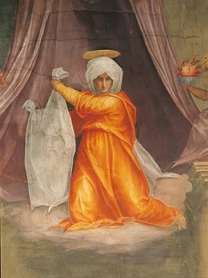Italy, Tuscany, Florence, Santa Maria Art Print by Everett