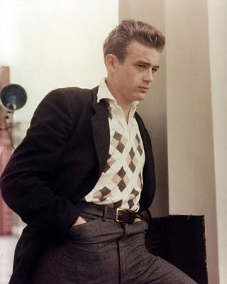 James Dean Photograph - James Dean by Retro Images Archive