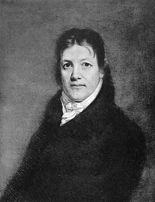 Wesley Jarvis Painting - John Randolph (1773-1833) by Granger