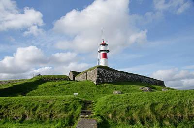 Kingdom Of Denmark, Faroe Islands (aka Art Print by Cindy Miller Hopkins