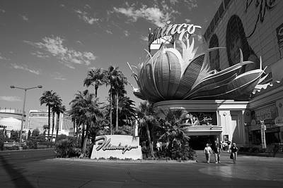 Glitter Gulch Photograph - Las Vegas 2008 by Frank Romeo