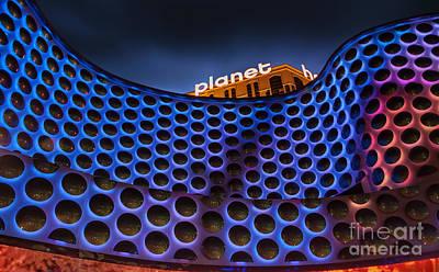 Britney Spears Photograph - Las Vegas. Nevada by Rostislav Bychkov