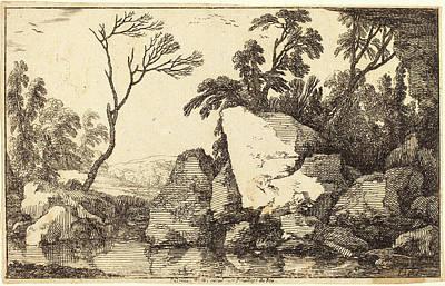 Laurent De La Hyre French, 1606 - 1656 Art Print by Quint Lox