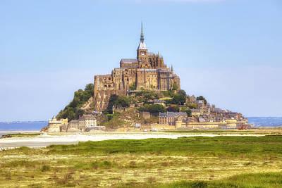 Mont Saint Michel Photograph - Mont Saint-michel - Normandy by Joana Kruse