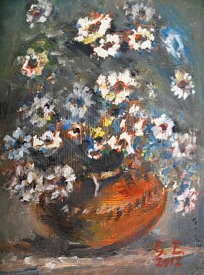 Naturmort Painting - Naturmort by Edvard FineArt