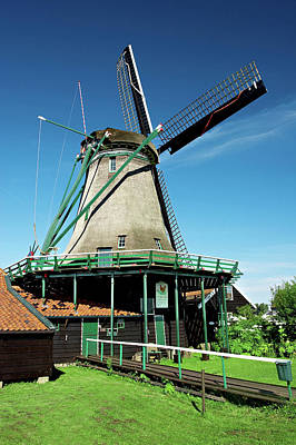 Netherlands, North Holland, Zaanstad Print by Miva Stock