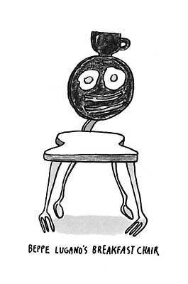 November 30th Drawing - New Yorker November 30th, 1992 by Michael Crawford