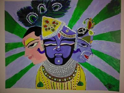 Neha Shah Painting - Painting by Neha  Shah