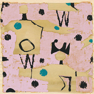 Petra James, Contemporary Modern Artist Art Print by Artokoloro