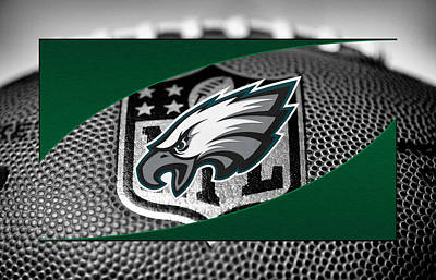 Philadelphia Photograph - Philadelphia Eagles by Joe Hamilton