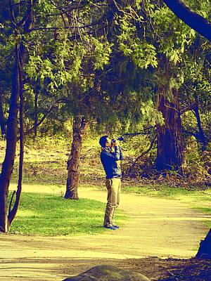 Tree Photograph - Photographer by Girish J