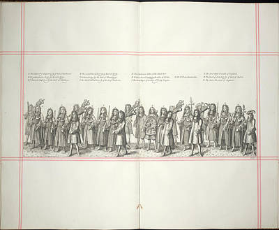 Procession Photograph - Procession by British Library