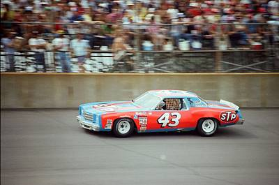 Nascar Photograph - Richard Petty by Retro Images Archive