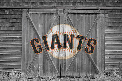 San Francisco Giants Art Print