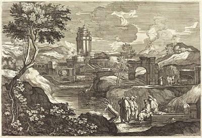Sébastien Bourdon French, 1616 - 1671 Art Print by Quint Lox