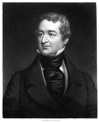 Painting - Sir Robert Peel (1788-1850) by Granger