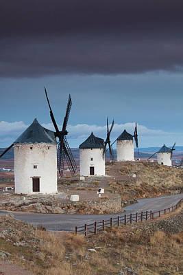 Spain, Castile-la Mancha Region, Toledo Print by Walter Bibikow