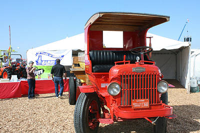 Photograph - Tulare Farm Show 2013 by Marsha Ingrao