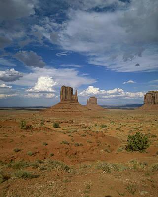 Usa, Arizona, Monument Valley, Navajo Print by Tips Images