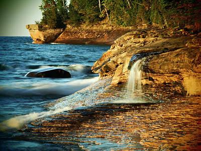 Miners Photograph - Usa, Michigan, Upper Peninsula by Julie Eggers