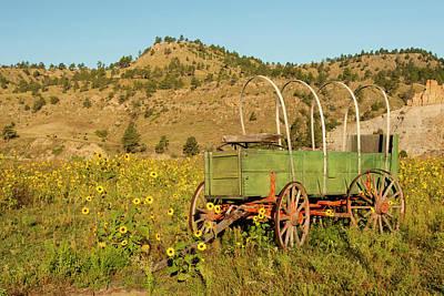 Usa, South Dakota, Wild Horse Sanctuary Art Print by Jaynes Gallery