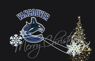 Vancouver Canucks Art Print