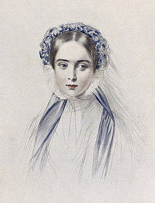 Victoria Painting - Victoria (1819-1901) by Granger