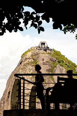 Photograph - View Of The Sugarloaf In Rio De Janeiro by Celso Diniz
