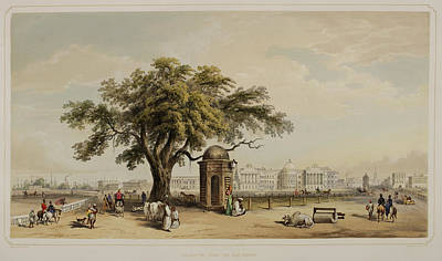 Categories Photograph - Views Of Calcutta And Its Environs by British Library