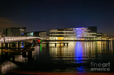 Photograph - Waterfront by Jorgen Norgaard