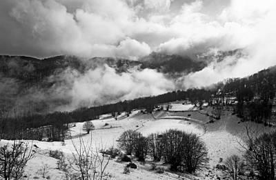 Italy Photograph - Wintertime by George Atsametakis