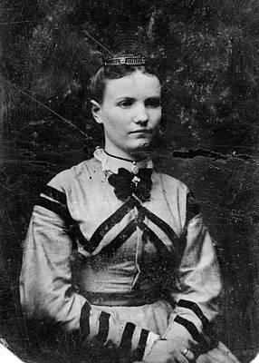 Photograph - Woman, C1880 by Granger
