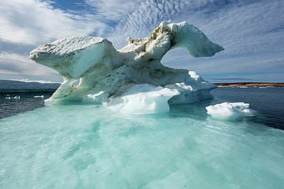 Canada, Nunavut Territory, Repulse Bay Art Print