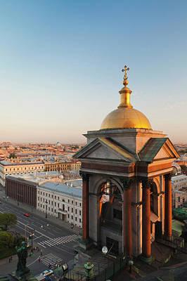 Russia, Saint Petersburg, Center Art Print