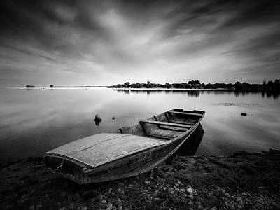 Photograph - 60 Seconds On Lake by Davorin Mance
