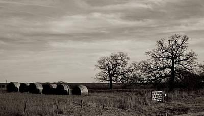Photograph - 6030 Marietta Oklahoma by Ricardo J Ruiz de Porras