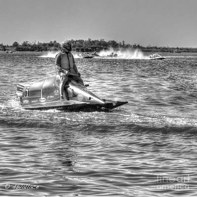 Photograph - 61 Boat Port Neches Riverfest by D Wallace