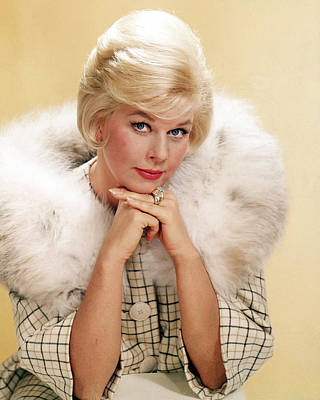 Photograph - Doris Day by Silver Screen