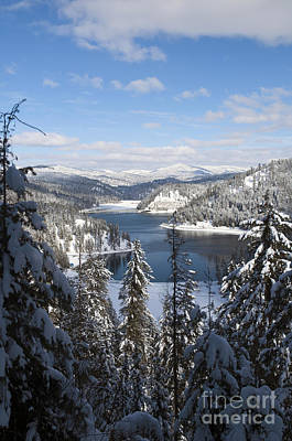 Photograph - 610a Lake Coeur D'alene by NightVisions