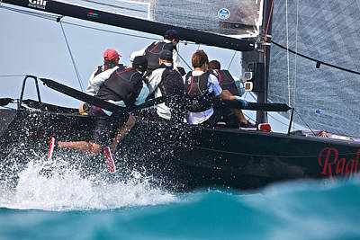Transportation Royalty-Free and Rights-Managed Images - Key West Race Week by Steven Lapkin