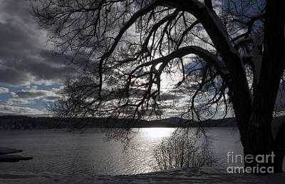 Photograph - 616a Lake Coeur D'alene by Cindy Murphy - NightVisions