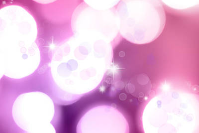 Dream Bubbles Digital Art - Abstract Background by Les Cunliffe