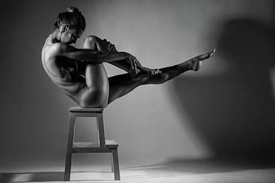 Bodyscape Art Photograph - Bodyscape by Anton Belovodchenko