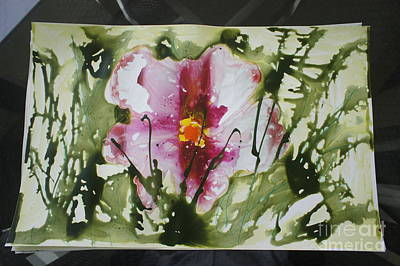 Ethereal - Heavenly Flowers by Baljit Chadha