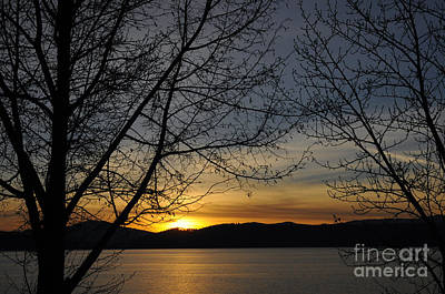Photograph - 646a Sunset by Cindy Murphy - NightVisions