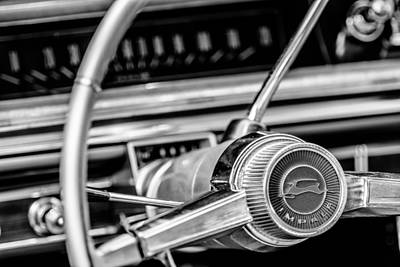 Photograph - 65 Impala by Randy Scherkenbach