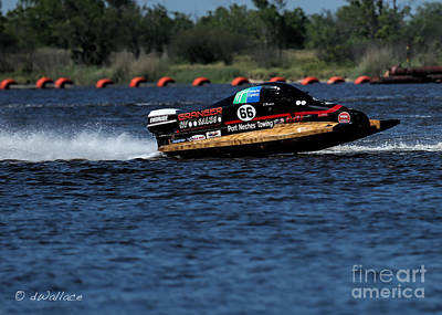 Photograph - 66 Boat Port Neches Riverfest by D Wallace