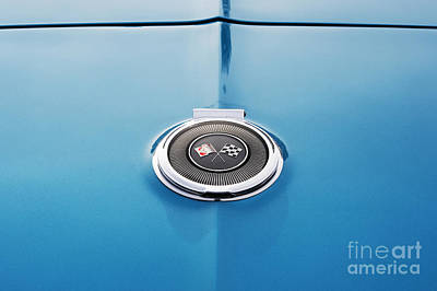 C2 Photograph - 66 Corvette Style by Tim Gainey