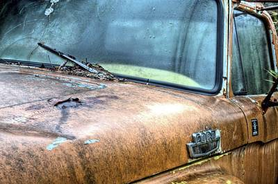 Photograph - 66 Ford by JC Findley